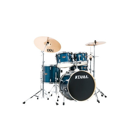 Tama IMPERIAL STAR Hairline blue 5PC DRUM KIT