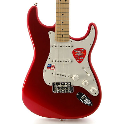 Fender American Special stratocaster apple red