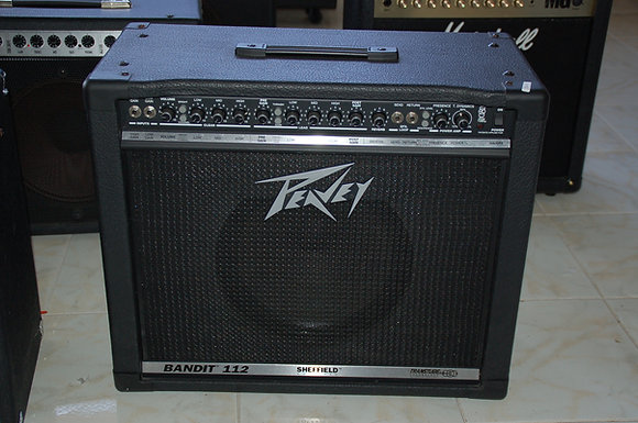 Peavey Bandit 112  -  made in usa -