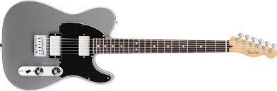 Fender Blacktop™ Telecaster® HH