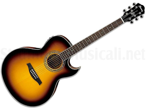 IbanezJS45 Joe Satriani vintage burst