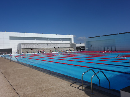 Start summer training early with an overseas swim camp