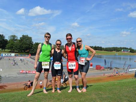 Zoot Triathlon Relays 2015 - Club Mixed Relay Race Report