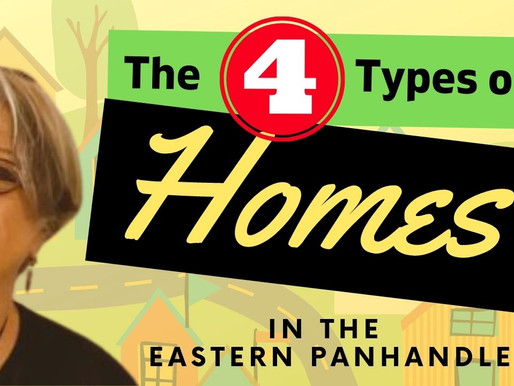 4 Types of Homes