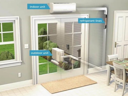Ductless Mini-split Air Conditioning