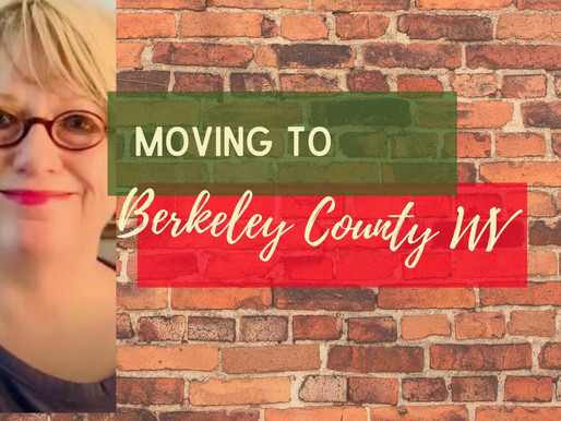 Thinking of Moving To Berkeley County?
