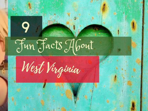 9 Fun Facts About West Virginia