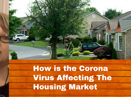 Covid-19 & The Housing Market