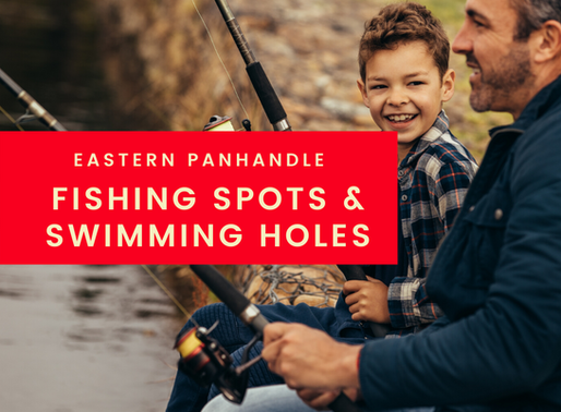 Fishing Spots & Swimming Holes