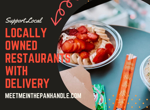 Locally Owned Restaurants That Deliver