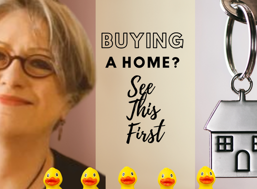 BEFORE You Buy A Home...See This