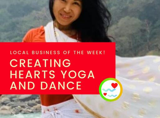 Yoga, Meditation, Dance. Yes yes yes.