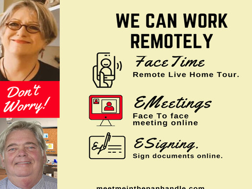 We Can Work Remotely