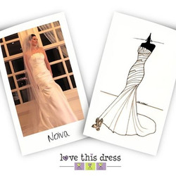 Quem não quer lembrar so vestido do casamento pra sempre_ Esta cliente pediu para eternizar o sapati