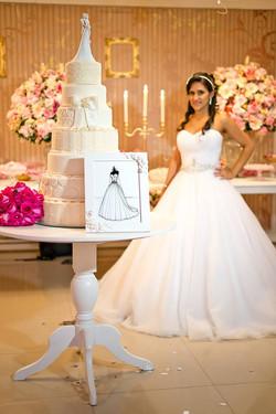 Isabel sketch casamento
