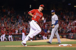mike trout 2018