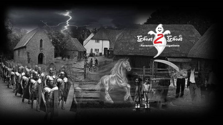 Manor Farm Country Park Ghost Hunt