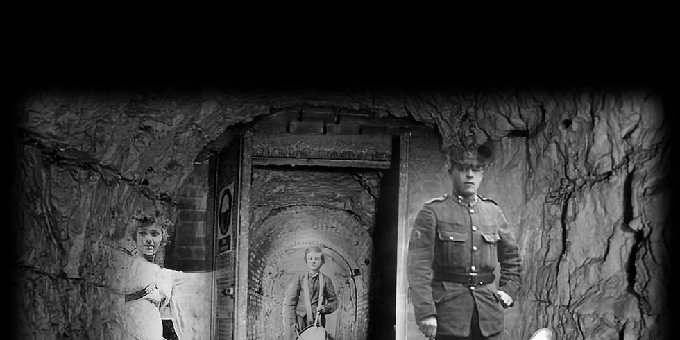 Fort Widley Ghost Hunt £35.00