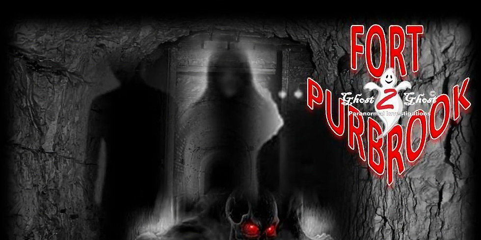 Fort Purbrook Ghost Hunt £35.00