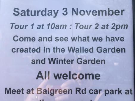 Walled Garden Tours