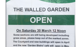 Walled Garden Reopens!