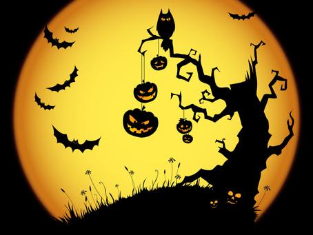 Halloween at Saughton Park 29 Oct