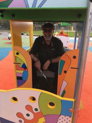 Pete Playground Planting 2018