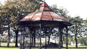 History of Band Stand at Saughton Park
