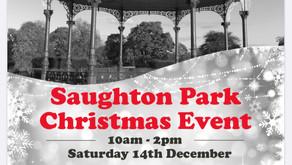 Saughton Park Christmas Event