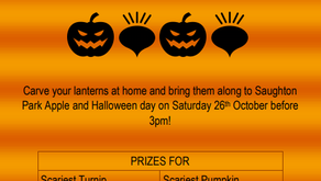 Halloween Lantern Competition!