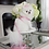 Thumbnail: Luxury Pet Harness, Collar & Leash Set Princess Pink