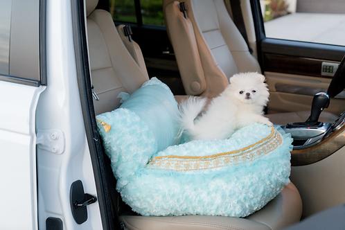 Price Charming Pet Tiffany Blue Car Seat