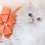 Thumbnail: Pretty Peach Soft Wearable Harness + Leash Set