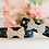 Thumbnail: Luxury Black Beauty Rhinestone Pet Collar