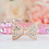 Thumbnail: Luxury Princess Aurora Pink Rhinestone Pet Collar