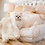 Thumbnail: Ivory Palace Collection Pet Bed