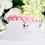 Thumbnail: NEW! Luxury Petal Pink Braided Pet Collar