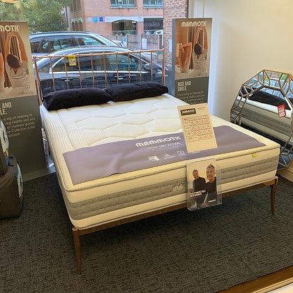 5ft King Rose Gold Metal Bed Frame