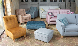 Sofa Collection Priory Beds & Sofas