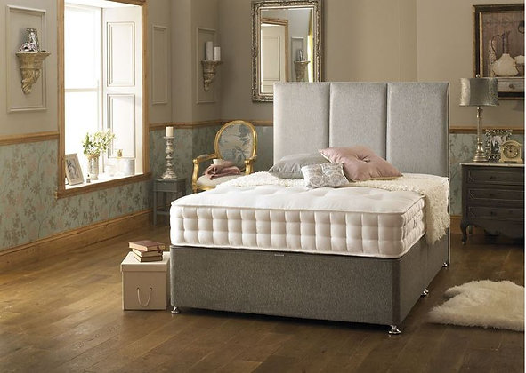 Wordsworth 1400 Mattress and Divan Base - Medium/Firm Tension