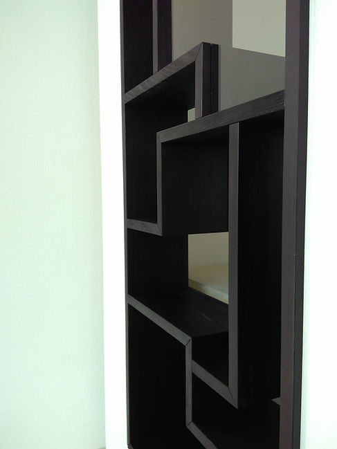 Ebenisterie, bois suisse, création de mobilier