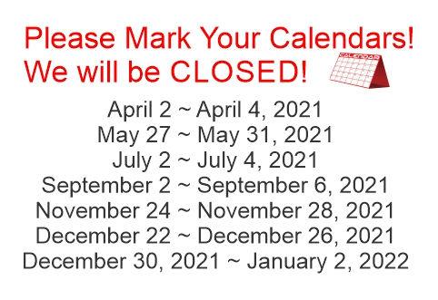Closed Dates.jpg
