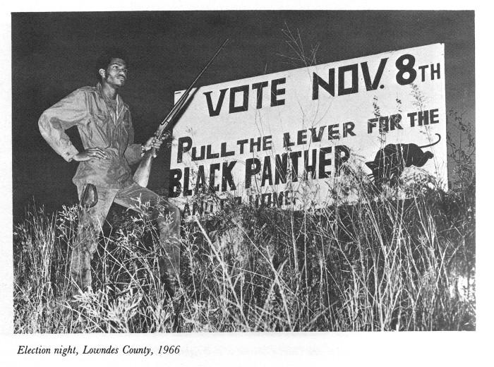 Black Panthers!