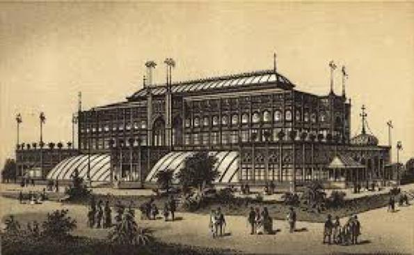 Horticultural Hall, Centennial Exhibition
