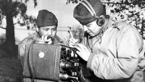 The Power of Language: The Navajo Code Talkers of World War II