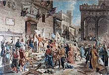 The Ciompi Revolt