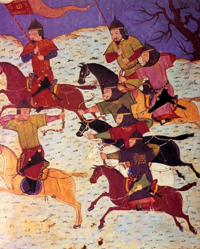 5 Mongol Empire Talking Points to Prepare You for Thanksgiving Dinner (Number 3 Might Surprise You!)