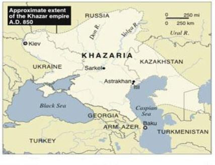 The Khazar Khaganate