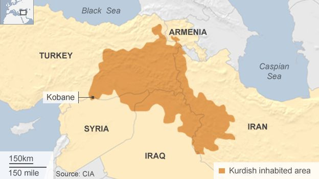 In honor of Turkey Day, let's talk about Kurdistan