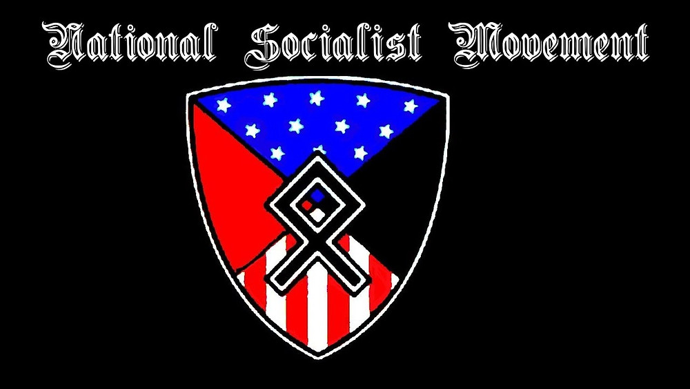 White supremacists love to larp by making Medieval crests for their organizations